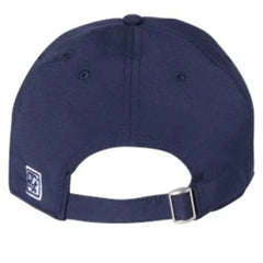 The Game Navy Relaxed Hat with White GS