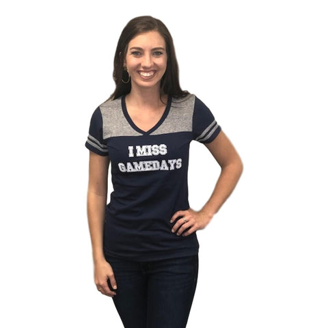 Miss Gamedays Short Sleeve Tee