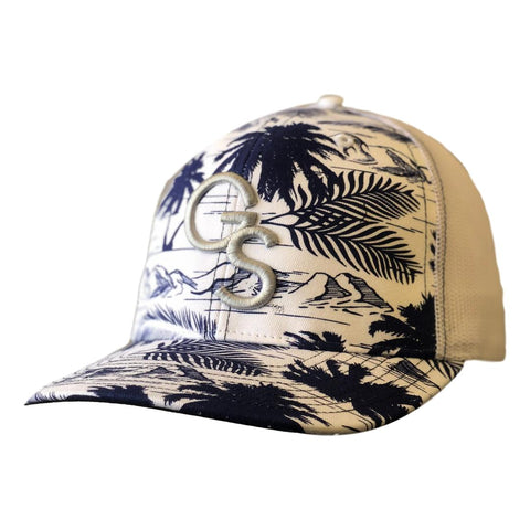 GS Trucker Hat Island Navy