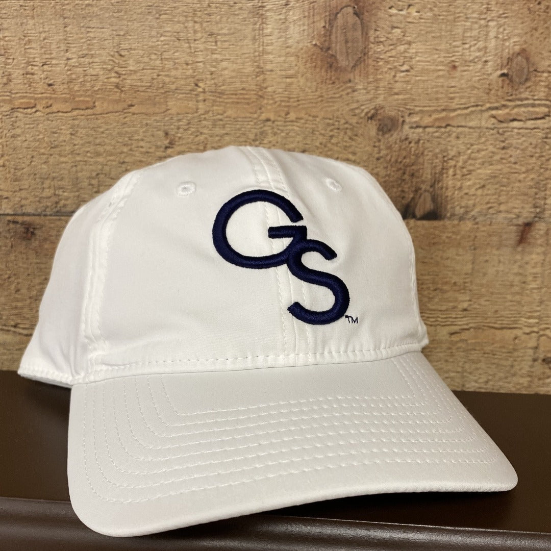 The Game White GS Unstructured Performance Hat
