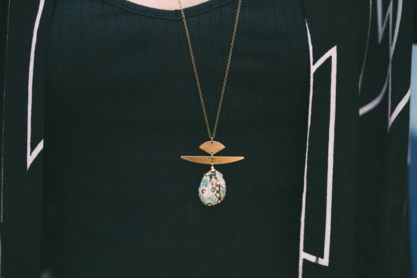 August Necklace