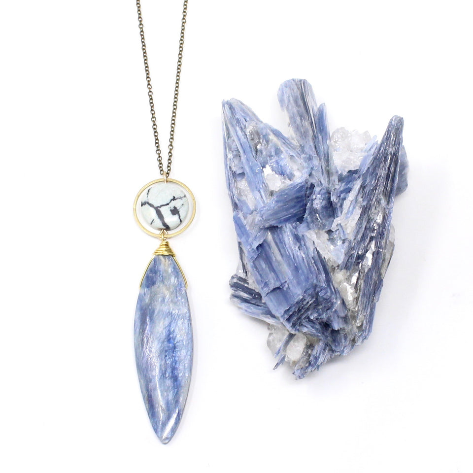 Kyanite Dream Necklace