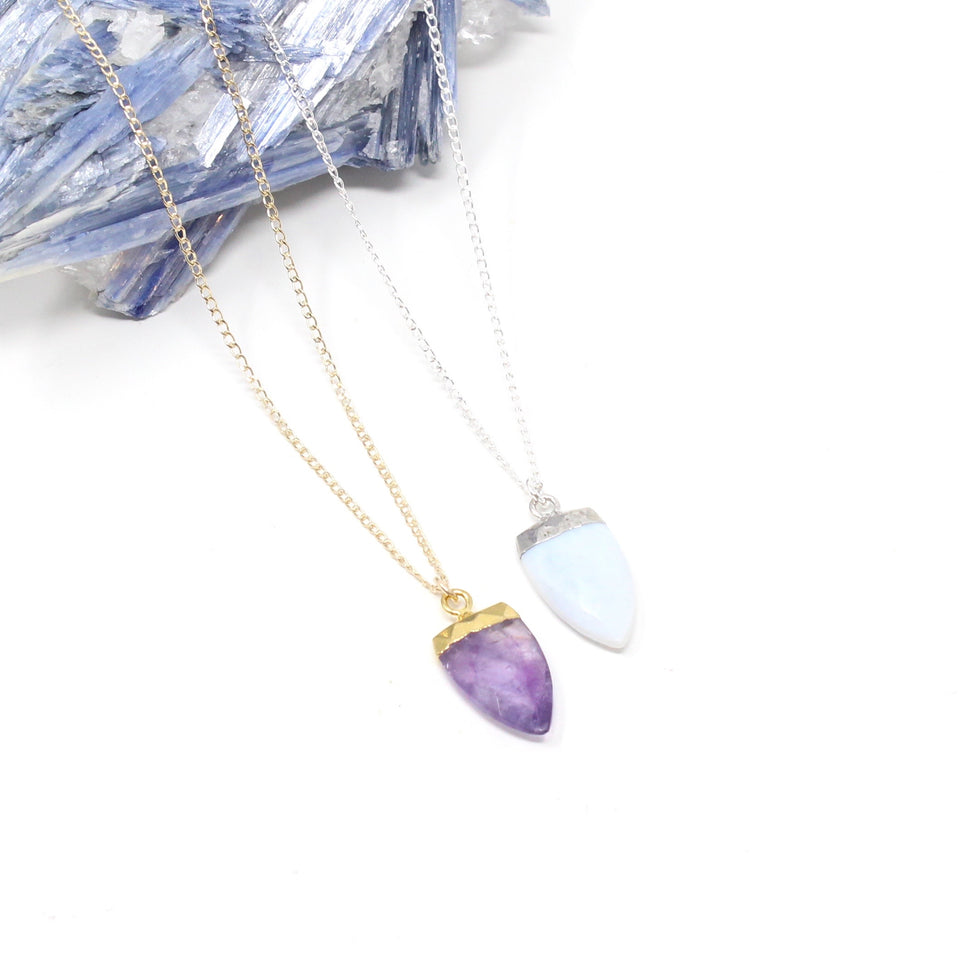 Tiny Necklaces - Arrowhead