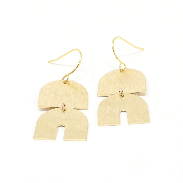 Temple Earrings