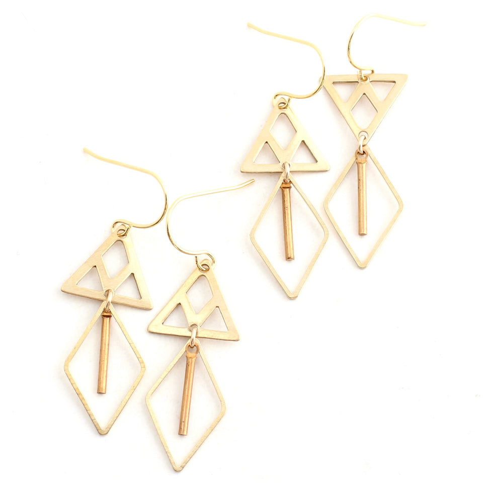 Trek Earrings