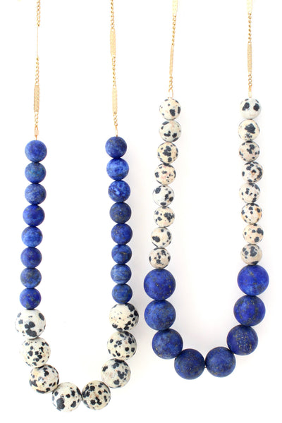 Aussie Necklaces - Blue