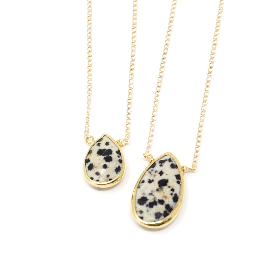 Gem Necklaces - Dalmatian