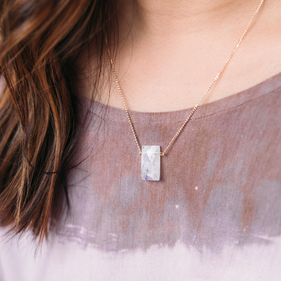 Gem Necklaces - Raw
