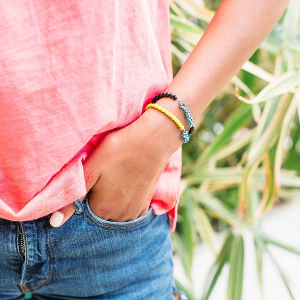 Soiree Colorful Middle Bracelet