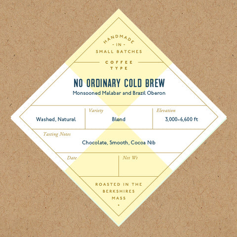 No Ordinary Cold Brew Blend