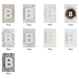 Alphabet Photos - Letter B