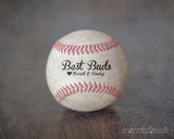Best Buds Baseball Print for Dad