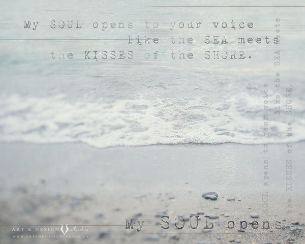 My Soul Opens to your voice