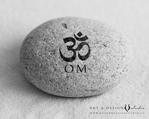 OM - Yoga Decor