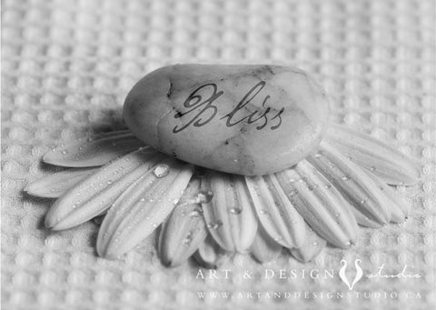 Bliss - Home Decor Wall Art Print personalized art print wall d_cor inspiredartprints inspired art prints custom photo gifts