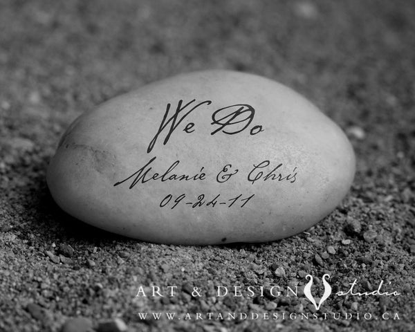 Wedding gift couples names on stone art print personalized art print wall d_cor inspiredartprints inspired art prints custom photo gifts