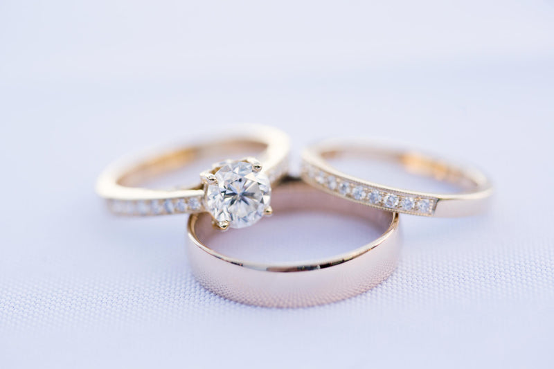 Design your Dream Diamond Engagement Ring In 3 Easy Steps with our Online Ring Builder