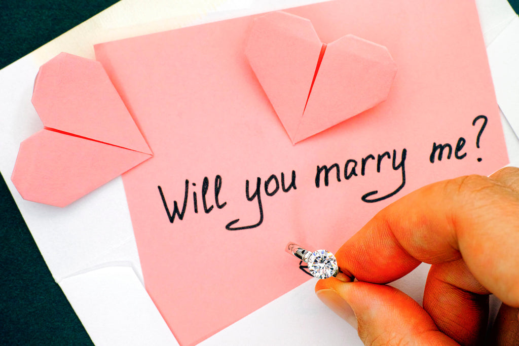 3 Questions to Ask When Buying an Engagement Ring