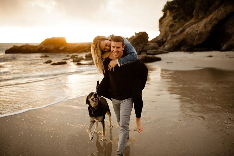 Gordon and Kelly on their Engagement Story - Their Forever Story