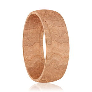 Arches Mokume Wedding Band (7 mm)