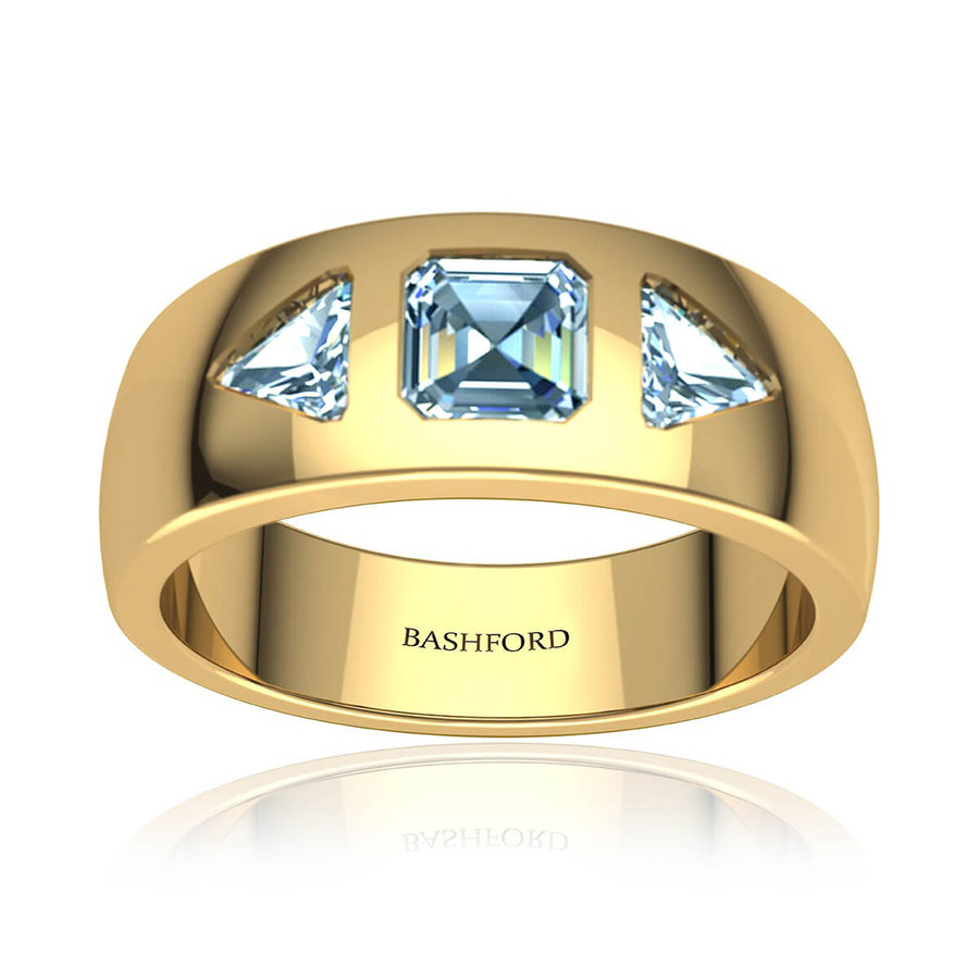 Aspen Diamond Band (7/8 ct. tw.)