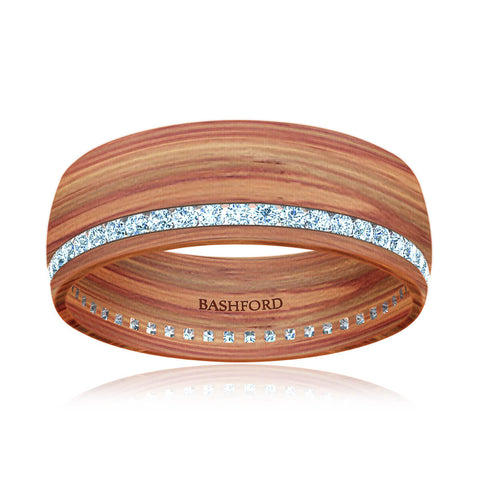 Rainier Diamond Band (1/4 ct. tw.)