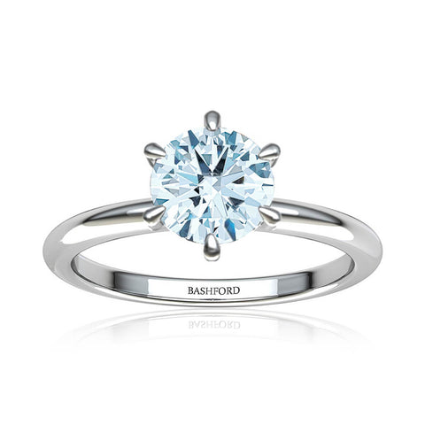 Pear Shaped Double Halo Diamond Ring