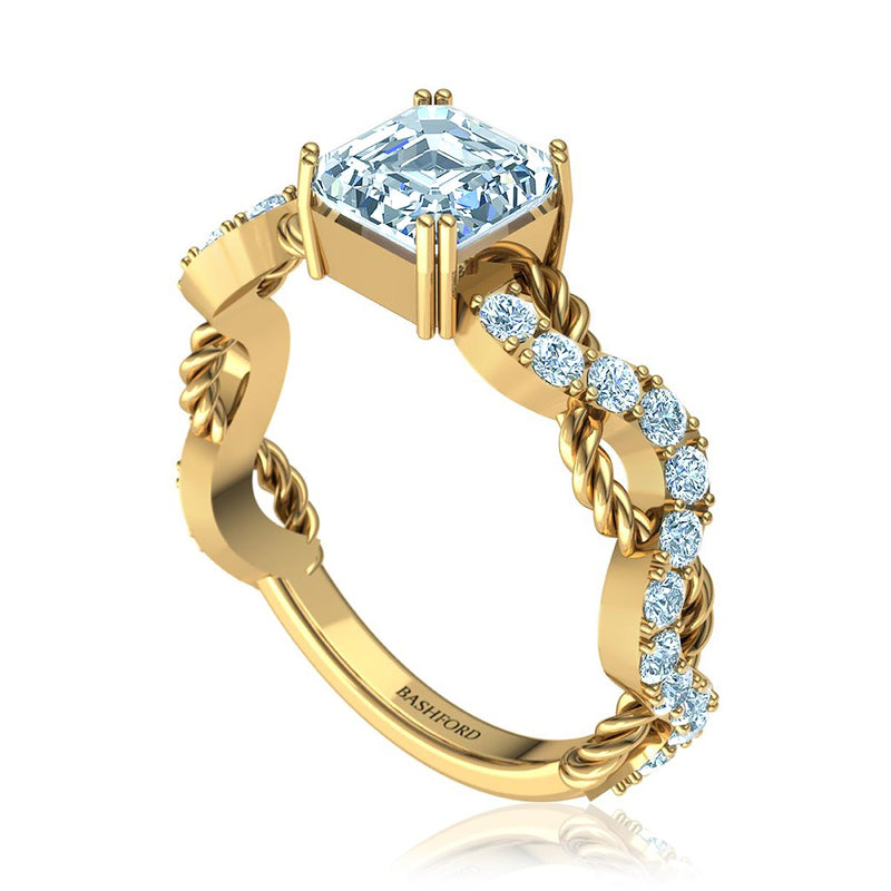Catalina Diamond Ring