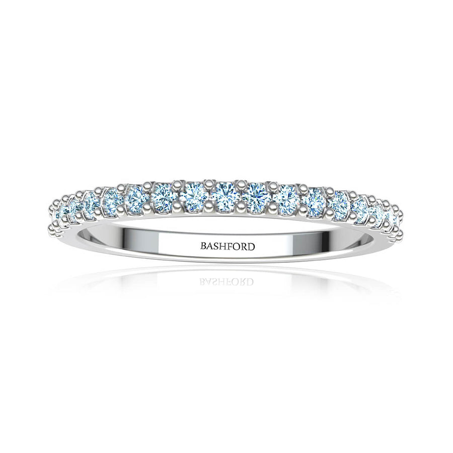 Classic French Pavé Diamond Ring (1/4 ct. tw.)
