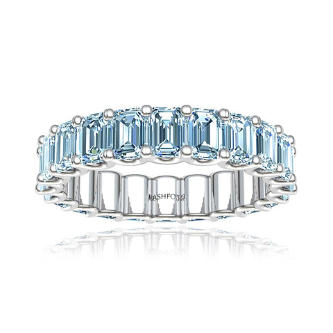 Five Row Micropavé Diamond Ring (1 ct. tw.)