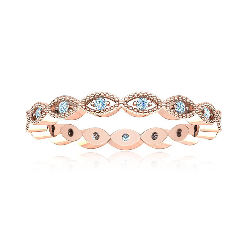Empress Eternity Diamond Ring (3/8 ct. tw.)