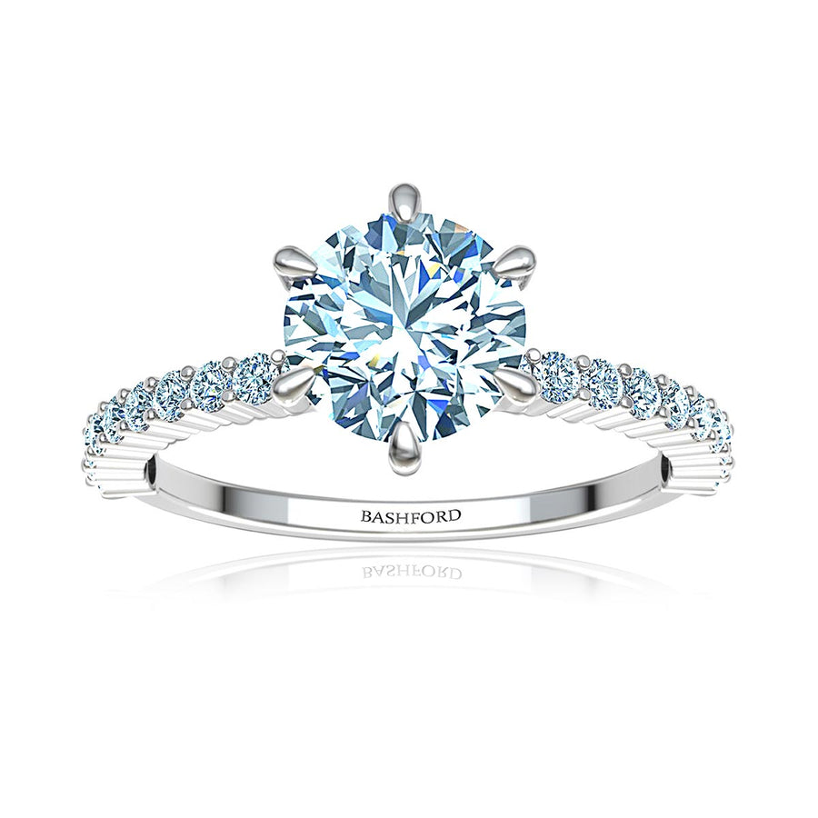 Isadora Diamond Ring