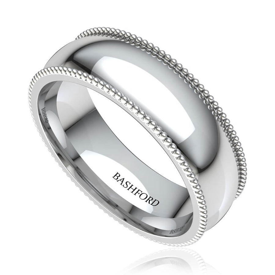 Moldoveanu Wedding Band (7 mm)