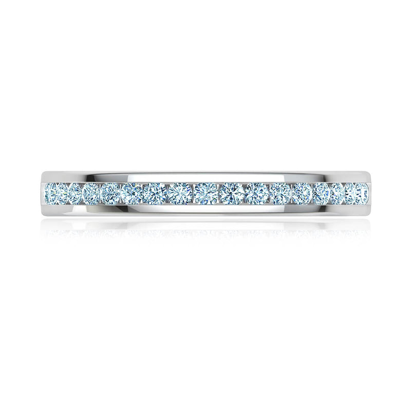 Channel Set Ring (1/2 ct. tw.)