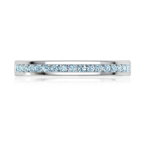 Channel Set Diamond Ring (1/2 ct. tw.)
