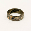 Maricopa Mokume Diamond Band (3/4 ct. tw.)