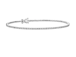 Classic Diamond Tennis Bracelet  (1 ct. tw.)