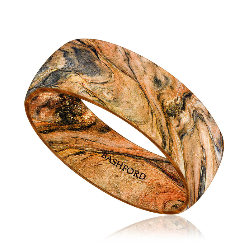 Sedona Mokume Band (8 mm)