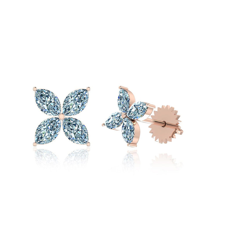 Star Gazer Diamond Earrings