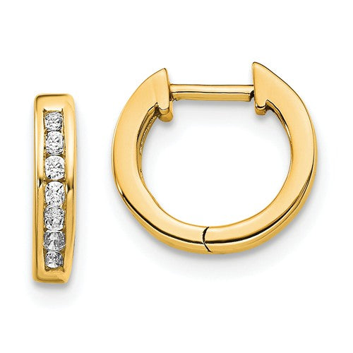 Amour Diamond Earrings