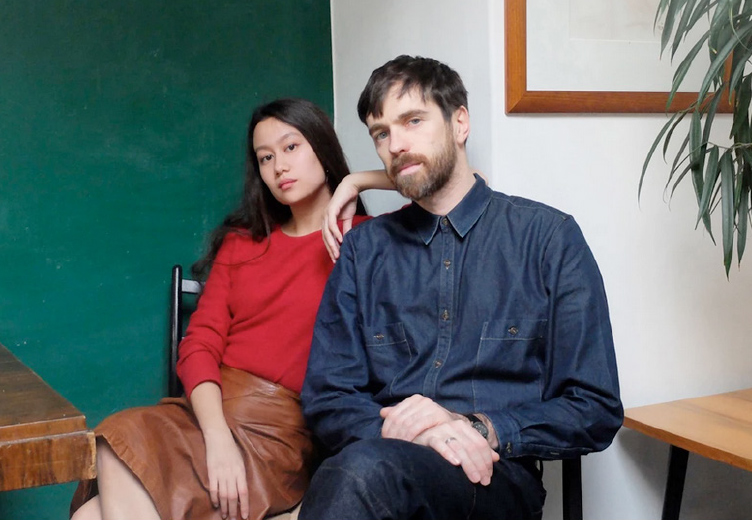Christophe Lemaire and Sarah-Linh Tran : Lemaire portrait for Michel Brisson