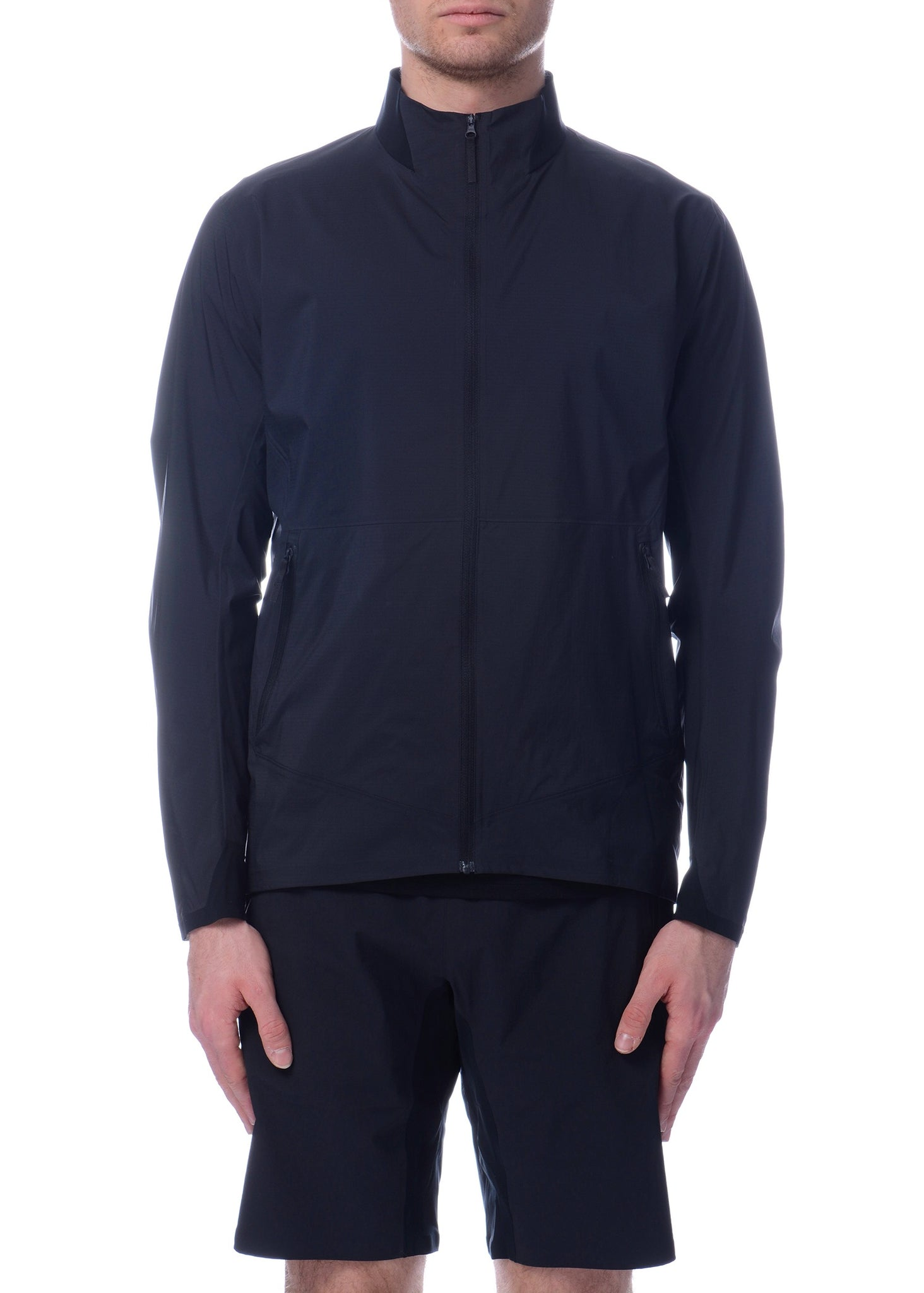 Coquille DEMLO Noire|Black DEMLO Shell Jacket