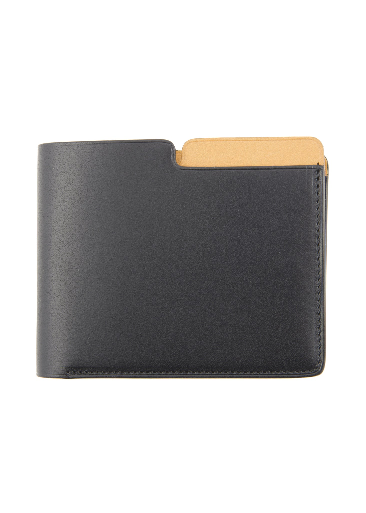 Portefeuille CLASSIFY en Cuir Noir|Black CLASSIFY Bifold Leather Wallet