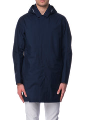 Manteau Partition bleu|Blue Partition coat