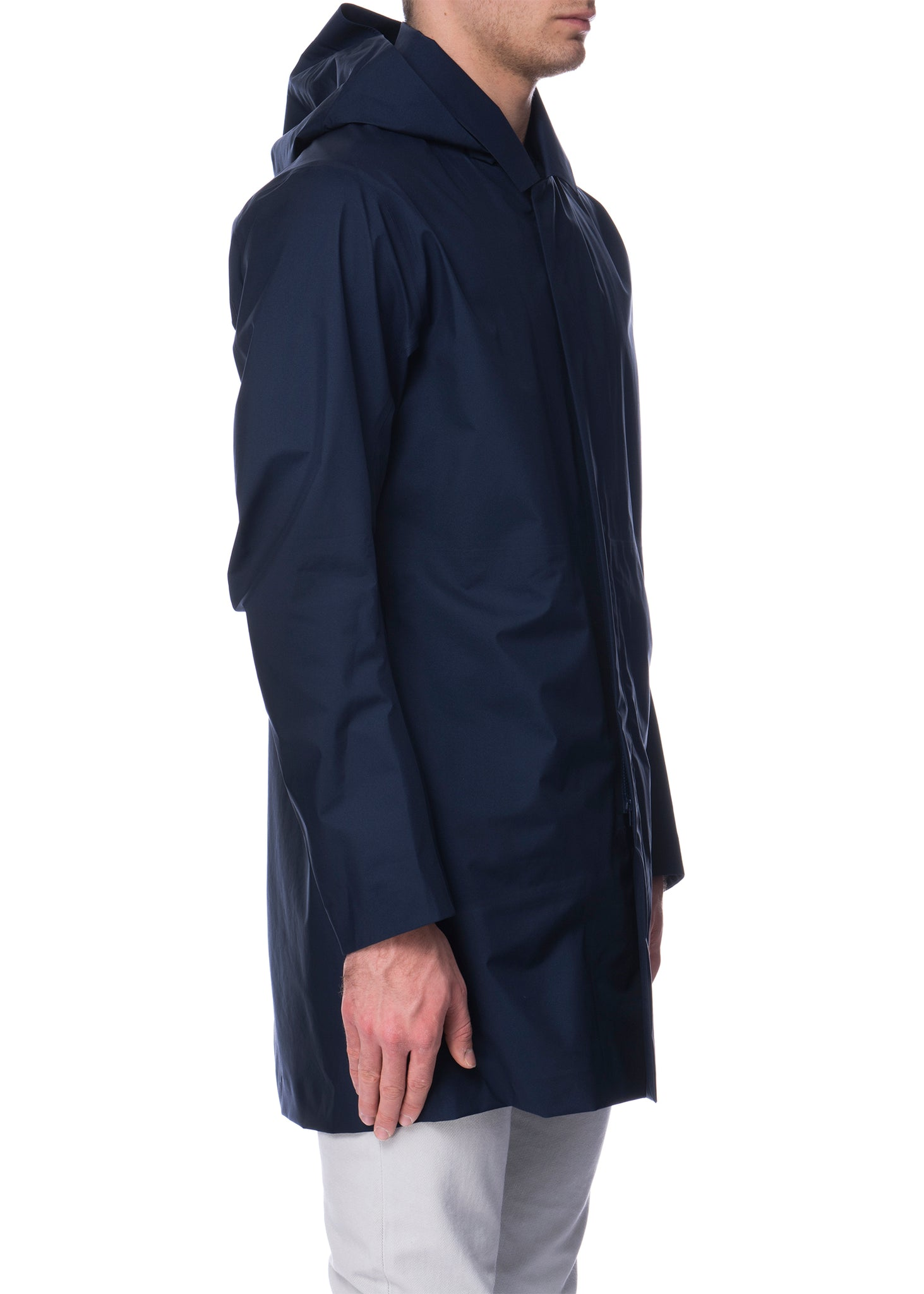Manteau PARTITION marine|Navy PARTITION coat