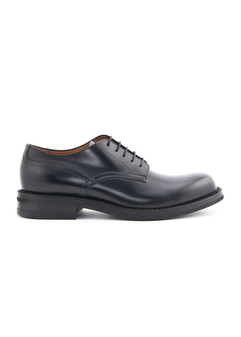 Chaussure noire habillée en cuir|Black leather dress shoes