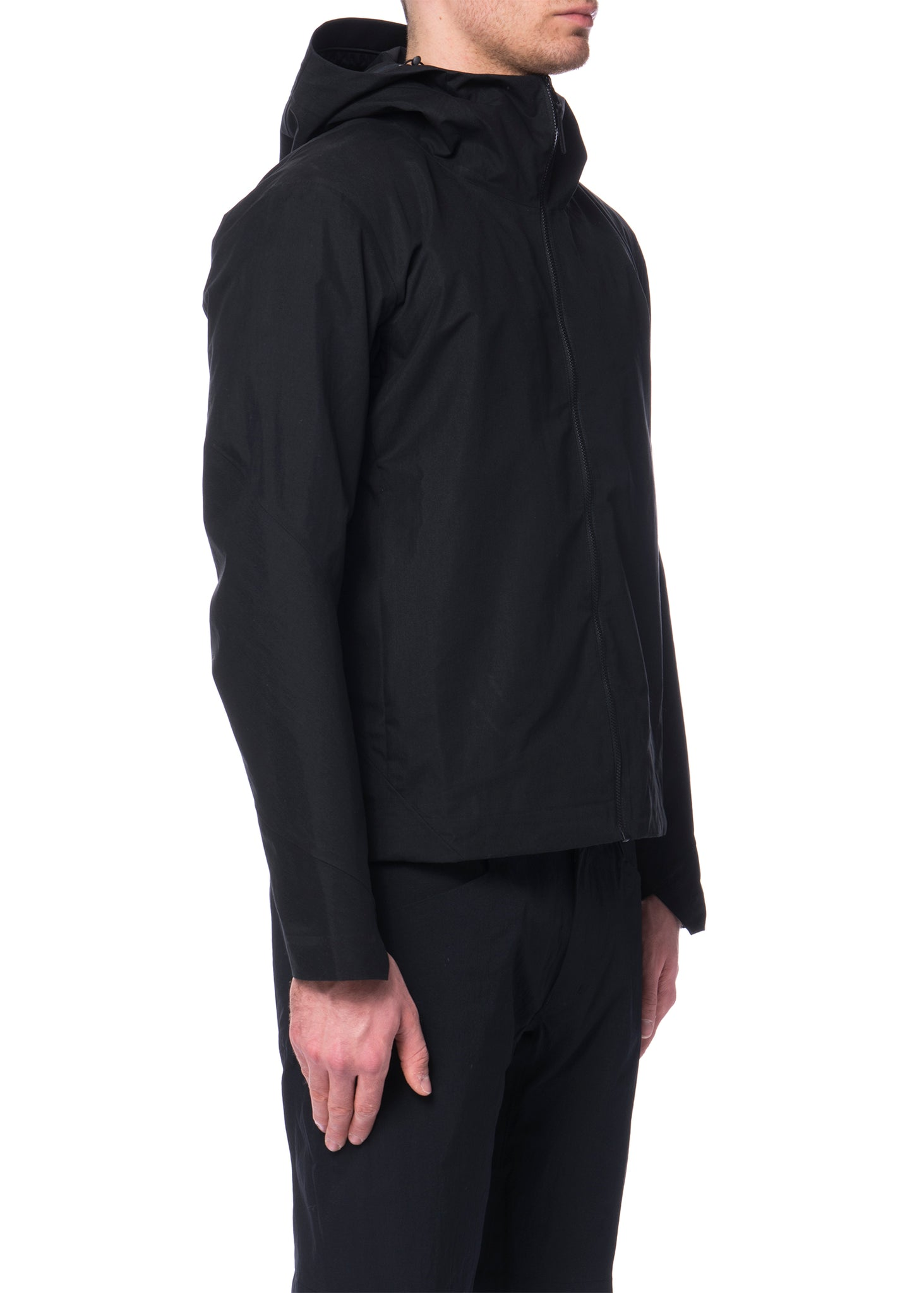 Blouson ISOGON noir|Black ISOGON Jacket