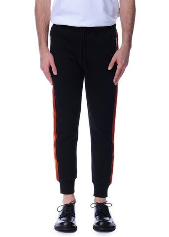 Pantalon de Jogging Noir|Black French Terry Track Pant