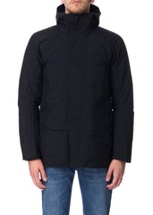 Manteau noir Patrol Down|Black Patrol Down coat