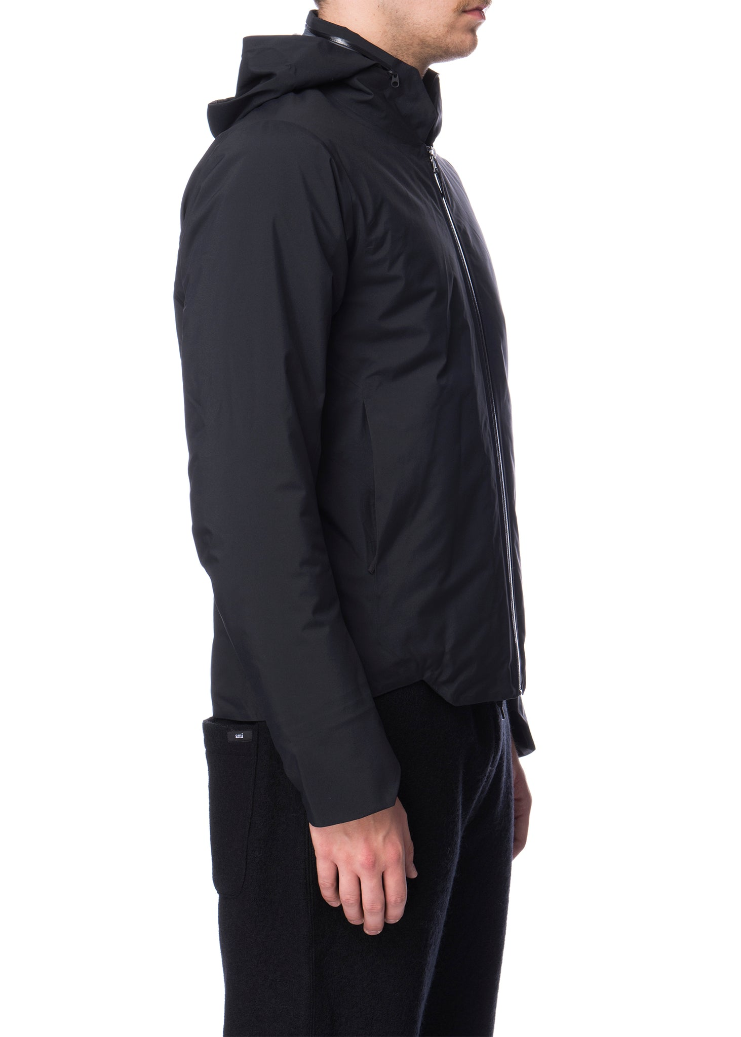 Manteau ACHROM IS noir|Black ACHROM IS jacket